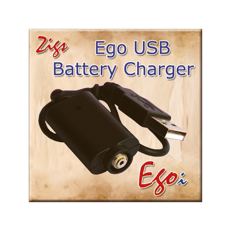USB Charger for Ego electronic cigarettes