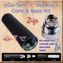 eGo-C Tank Atomiser Shell Kit sold without atomiser coil head