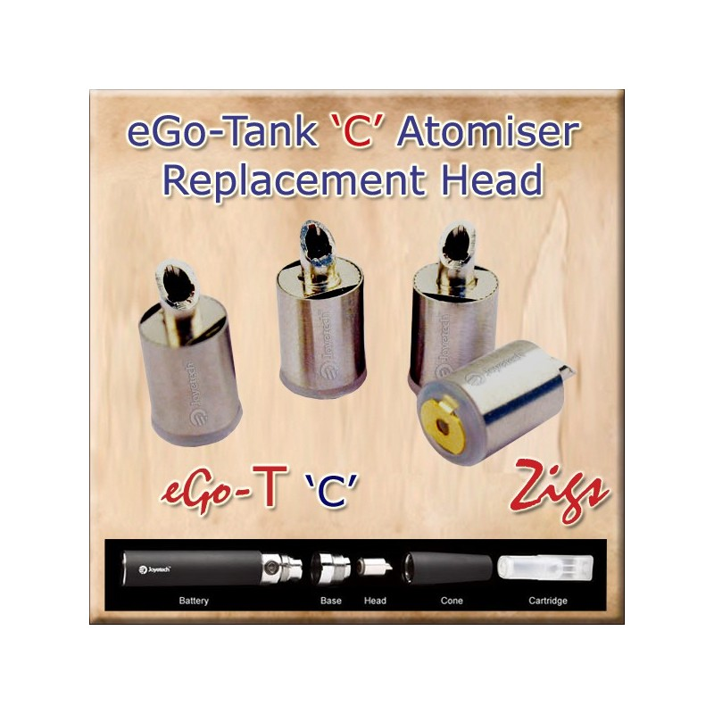 eGo-C Tank Atomiser coil Head only £2.50
