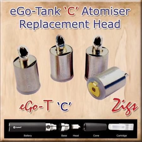 eGo-C Tank Atomiser Head £2.50