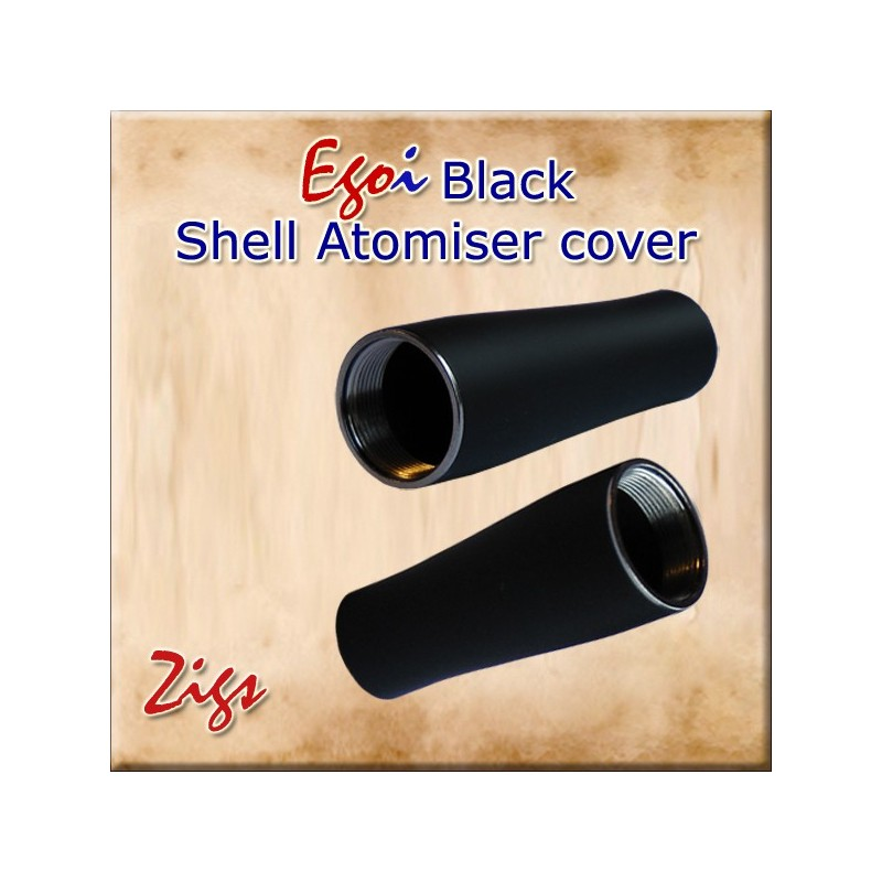 Ego Atomiser Shell Covers for the Ego e cig when used with a 510 atomiser