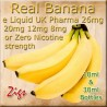 REAL BANANA UK E Liquid