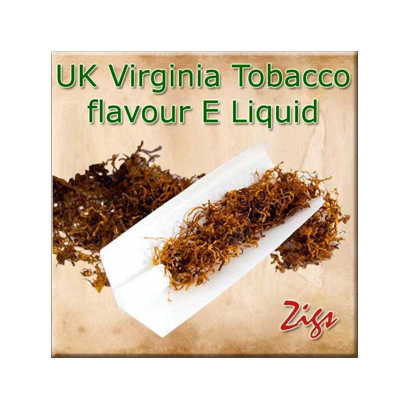 VIRGINIA Tobacco Flavour 26mg E Liquid old formula 30ml bottle