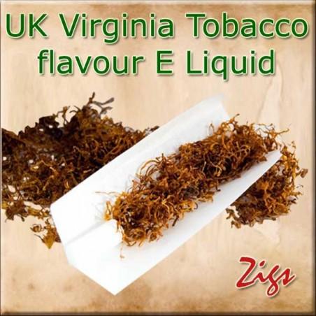 VIRGINIA Tobacco Flavour E Liquid
