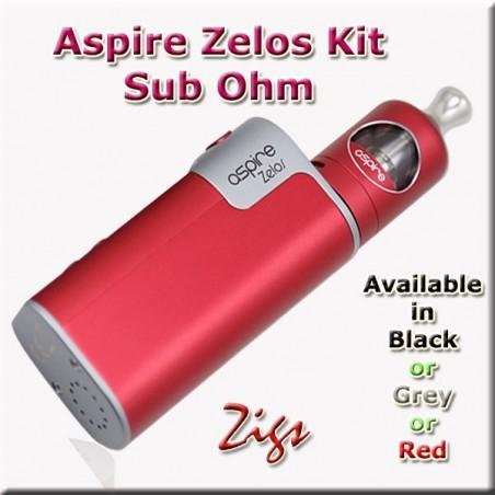 ASPIRE Zelos 50watt Kit