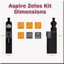 Zelos 50 watt sub ohm kit dimensions