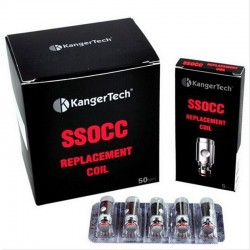 KangerTech SSOCC Coils Head Replacement