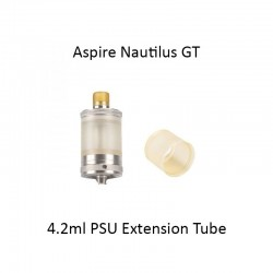 Aspire Nautilus GT 4.2ml Extension polysulfone tube