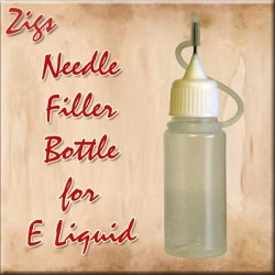 Needle Filler Bottle E Liquid