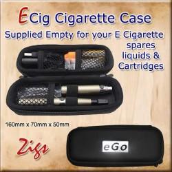 Electronic Cigarette Case for E cigarettes